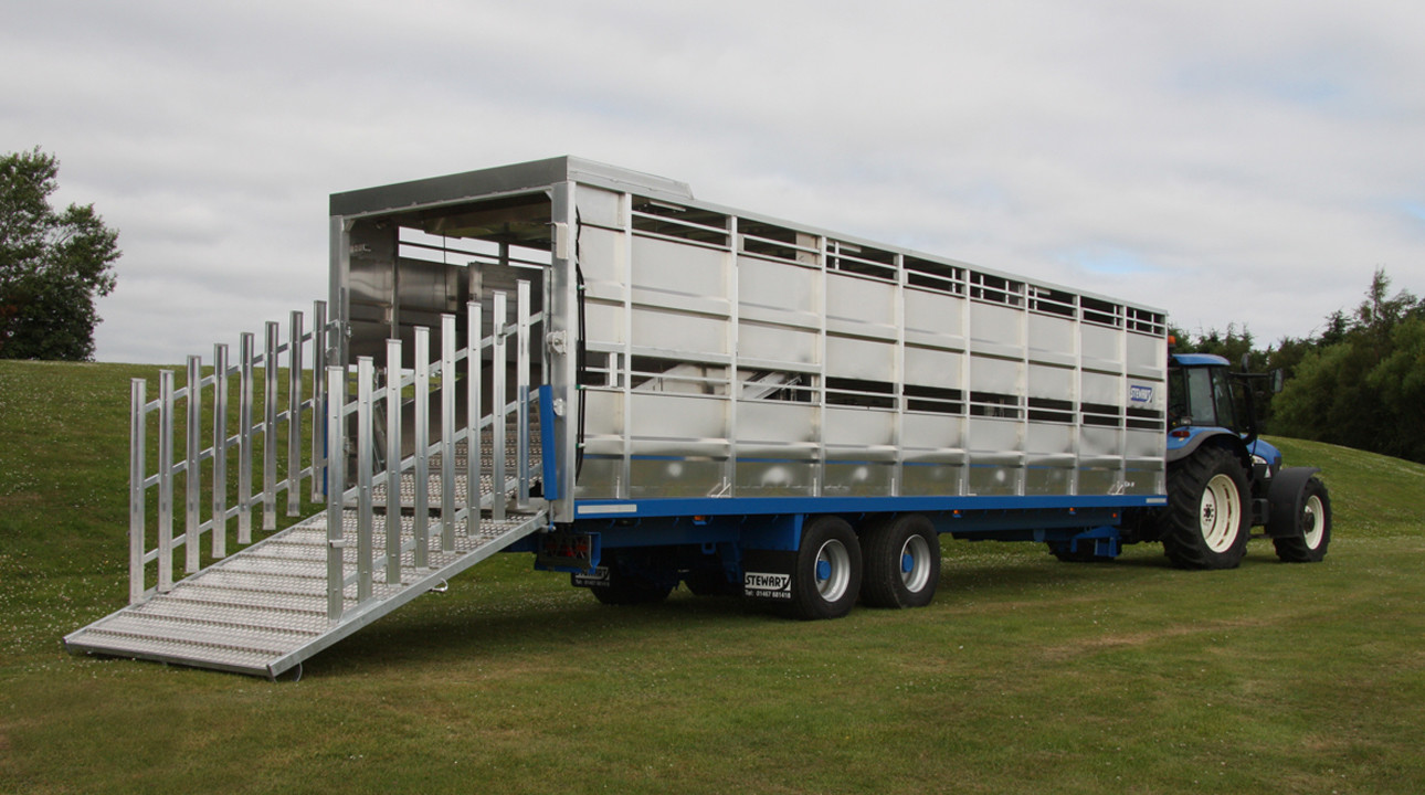Livestock Containers