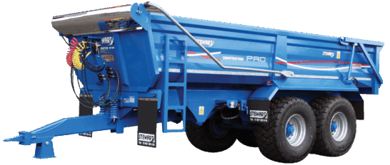 Construction & Dumper Trailers